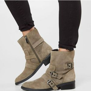 🆕 NWOB Kendall & Kylie leather 👢 booties